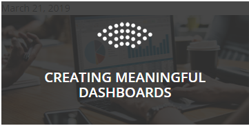 Symphony Creating Meaningful Dashboards