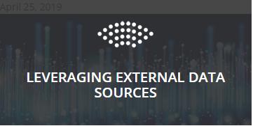 Symphony Leveraging External Data Sources