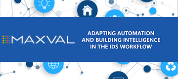 White paper on adapting automation and building intelligence in the IDS workflow