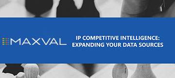 White paper on IP competitive intelligence