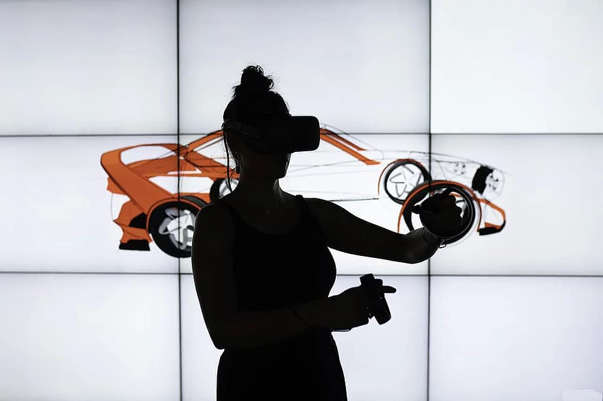 Tracking Influential Augmented and Virtual Reality Patents In Gaming