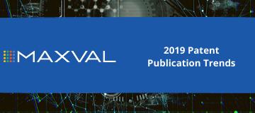 2019 Patent Publication Trends
