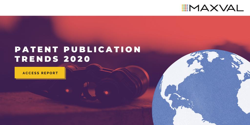 Patent Publication Trends 2020