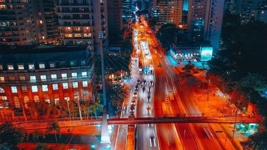 Suzuki Develops Moving Route Guidance Device