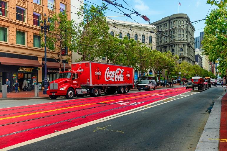 Coca-Cola Develops UI System for Product Dispenser
