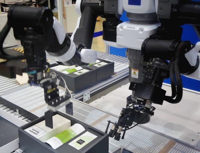 Yaskawa Develops Robot State Estimation System