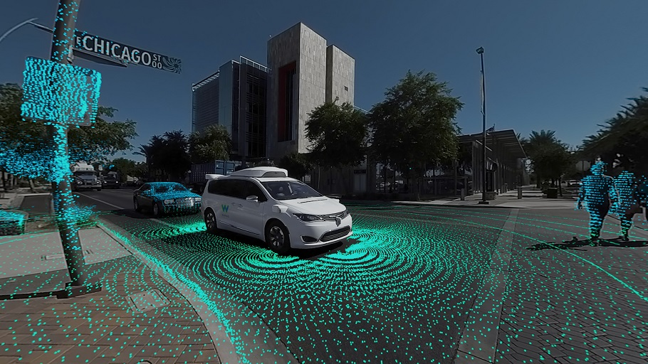 Waymo Develops Method for Automatically Labeling Objects in Sensor Data